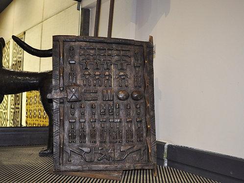 Dogon Granary Door - Mali