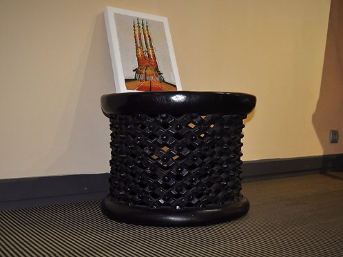 Center Decor Table - Bamileke Ethnic Group - Cameroon