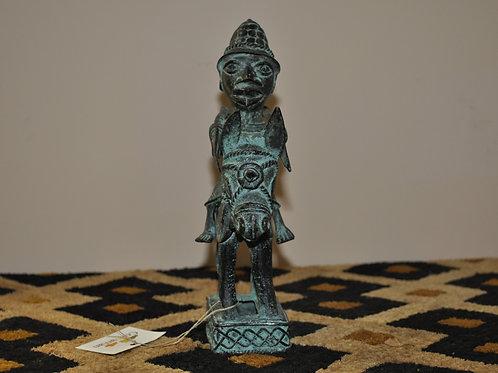 Bronze Knight - Ife Ethnic Group - Nigeria