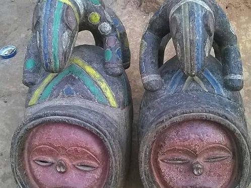 Eket Helmet - Nigeria