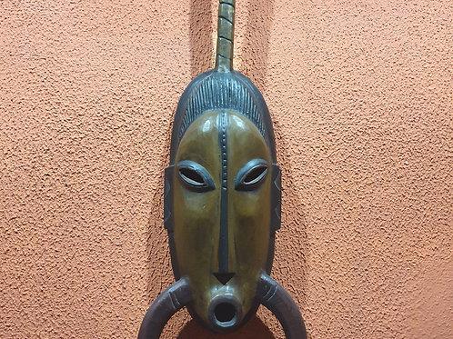 Guro/Gouro Mask Côte d'Ivoire