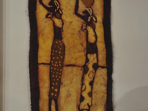Batik Mozambique - 62x26 cm.