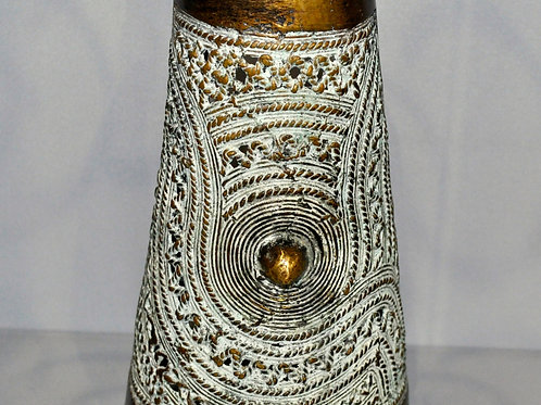 Bronze Bracelet - Kapsiki (Cameroon)