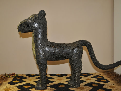 Bronze Panther (Medium) Straight tail - Benin City - Nigeria