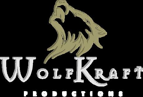 Wolfkraft Productions logo