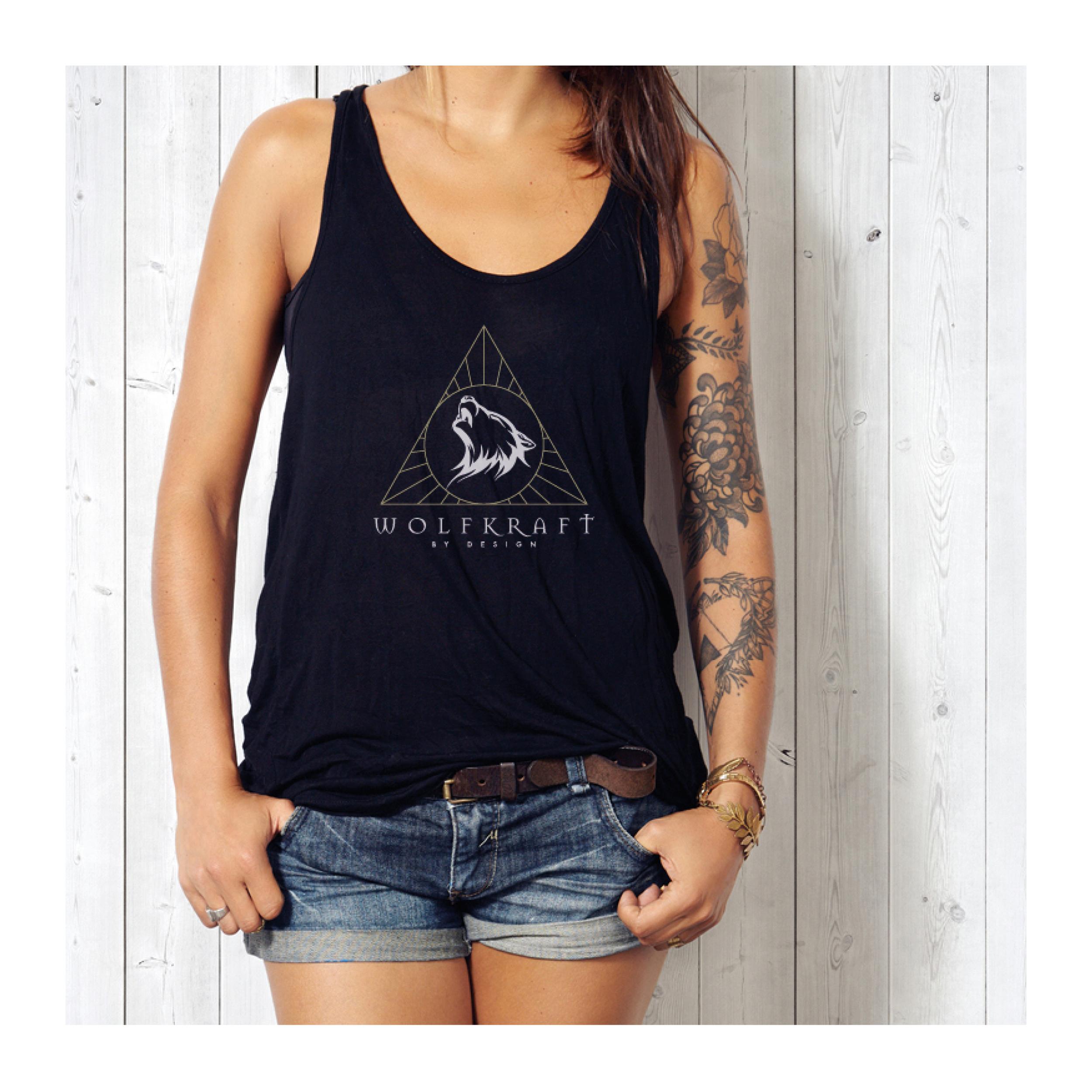 Wolfkraft by design Tees
