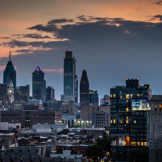 Philly by Night