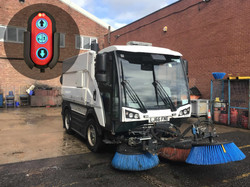 PXL Road Sweeper
