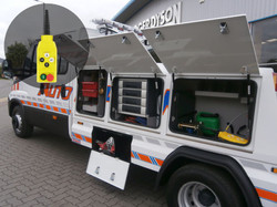 BPI Recovery Truck