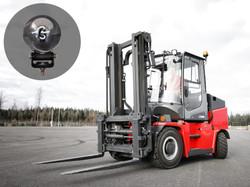 Lux Lighting Forklift Lights