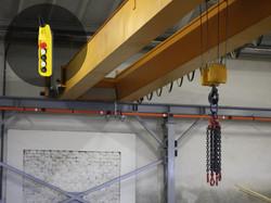 Overhead Crane Pendant