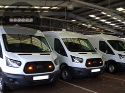 Grill Lighting Van & Trucks