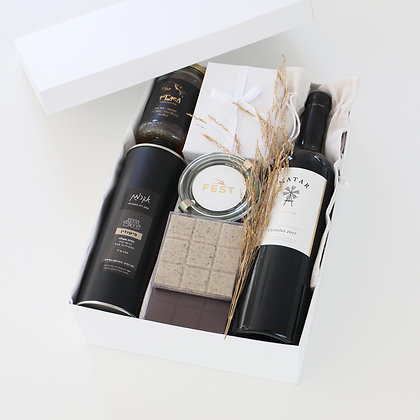 DELUX GOODIES GIFT BOX