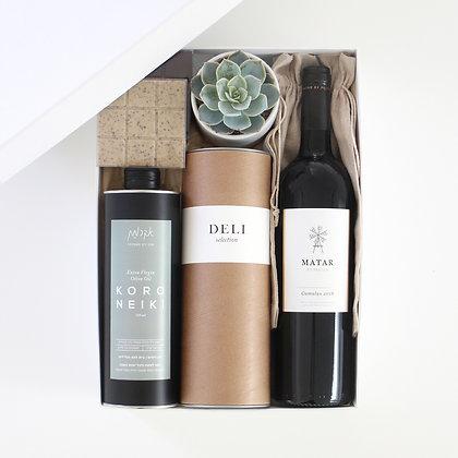 DELUX GIFT BOX