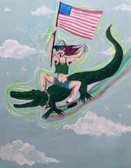 #FloridaMan and #DoloresGator #Fly