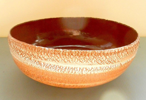 Red Clay - Low Fire Crackle (Medium)