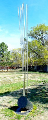 Vertical Wind Chime