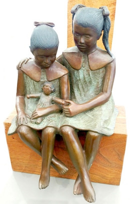 Sisters Maquette