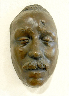 Pancho Villa Death Mask