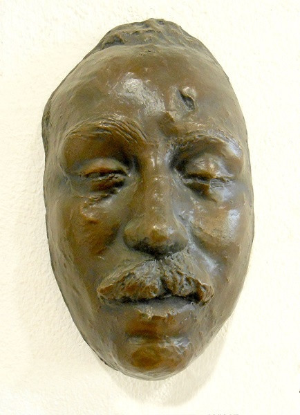 Pancho Villa Death Mask