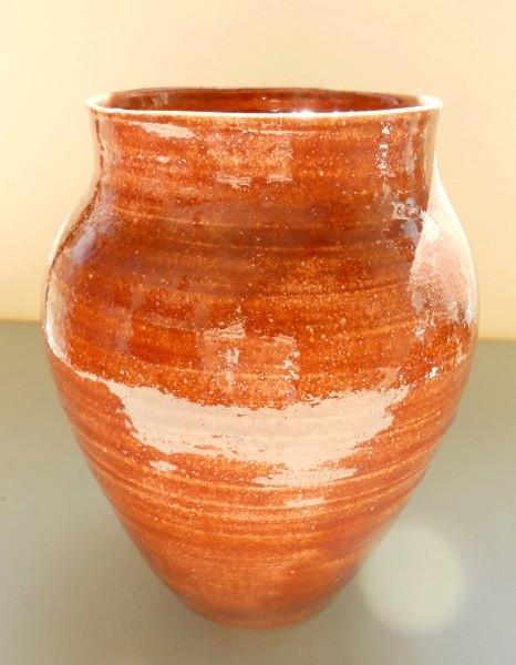 Chun Red Vase