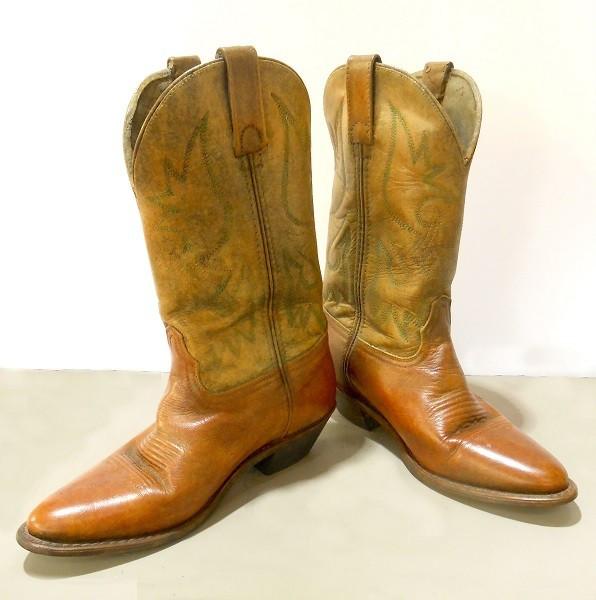 Western Boot Pair