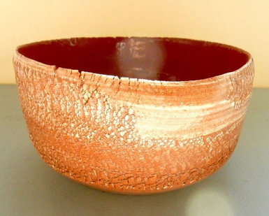 Red Clay - Low Fire Crackle (Small)