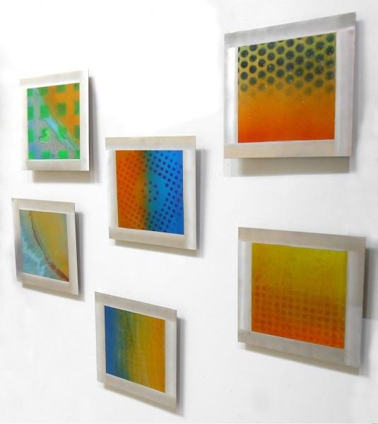 12 x 12 Painted Aluminum Panels