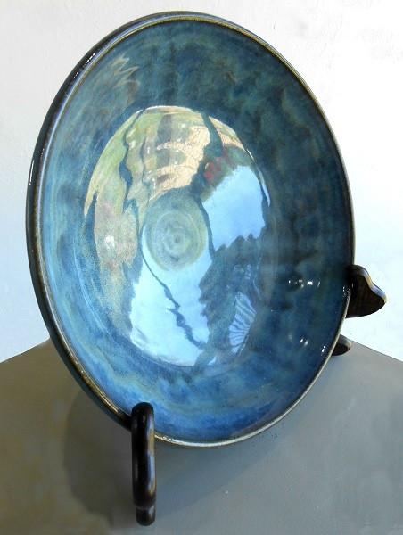 Blue Rutile Bowl (Large)