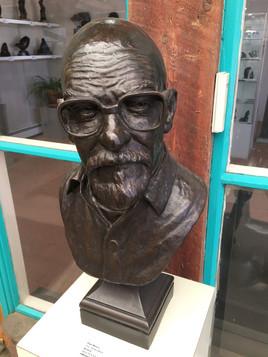 T.C. Hicks Bust