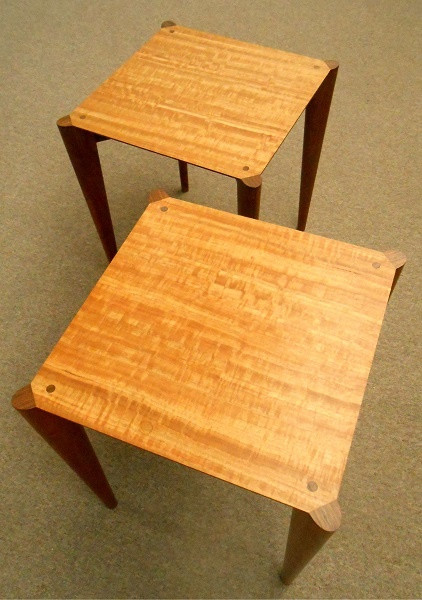Lo Table Square Pair