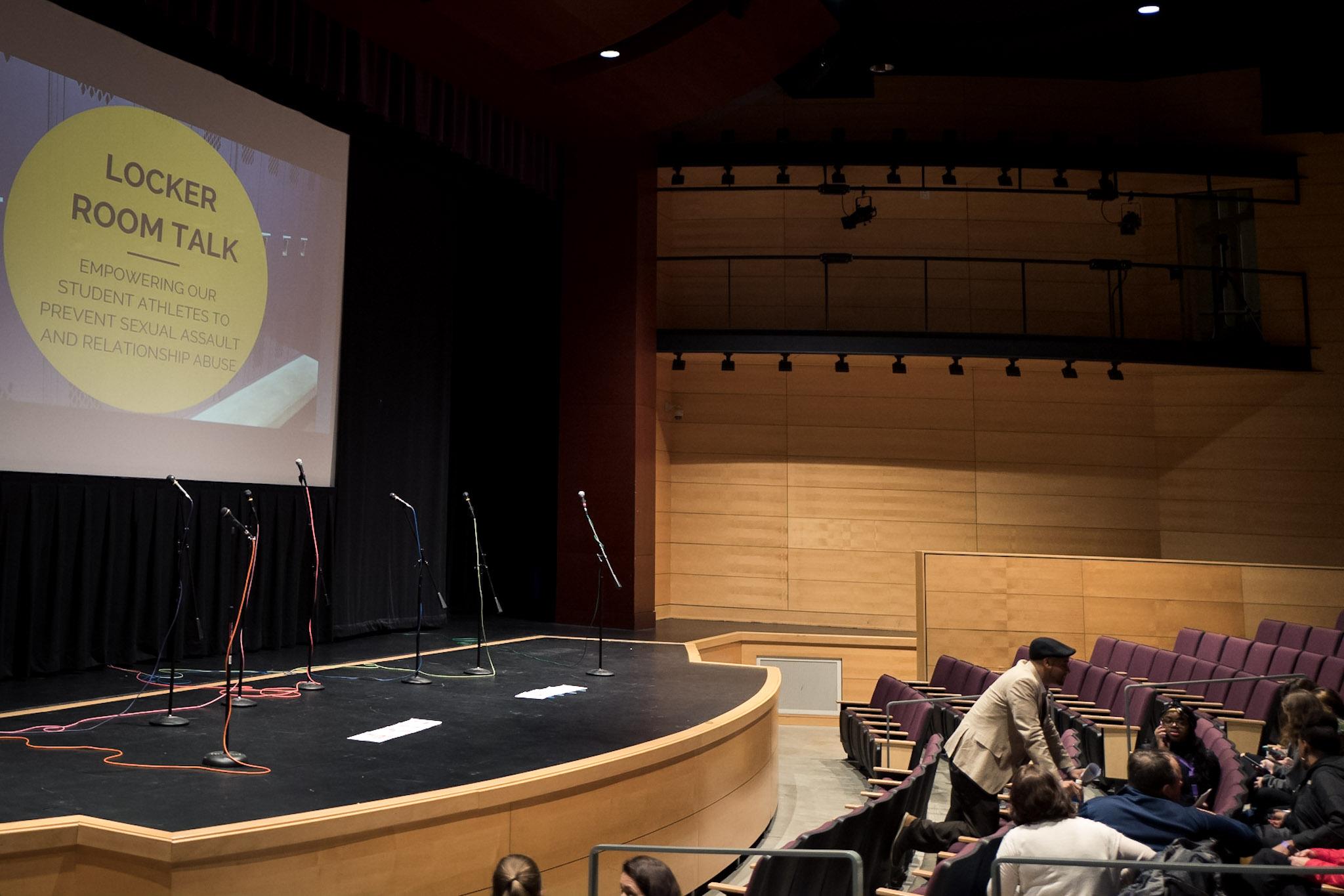 Quincy Jones Performance Center