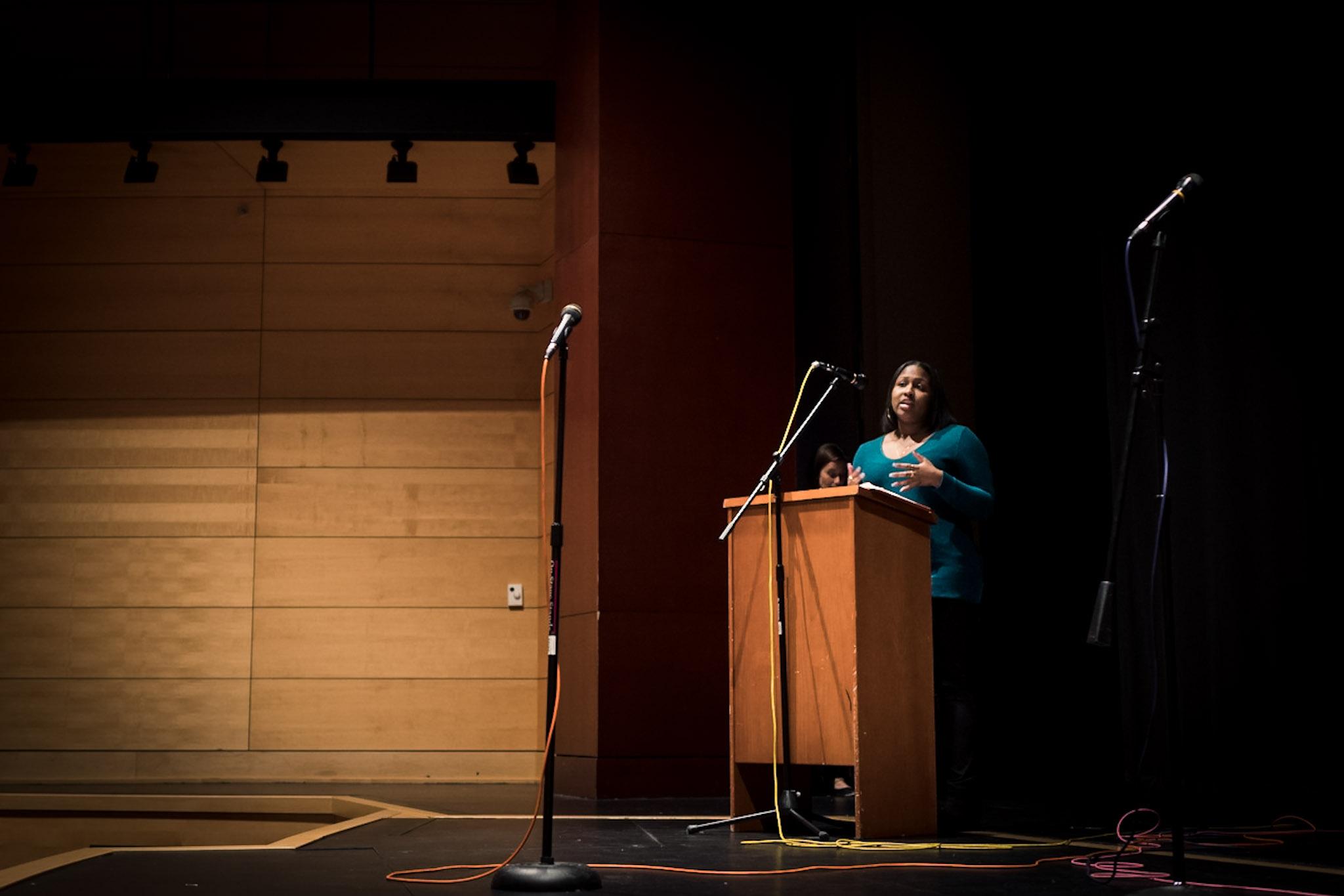 Jahtia Benton  presents SLAY Program