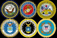 Six Military Logos.png