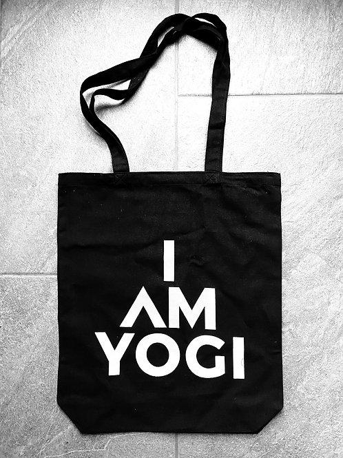 I AM YOGI TOTE