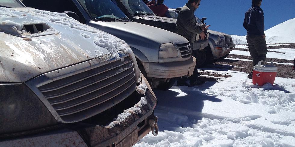 Travesía 4x4 Nieve en Villa Pehuenia | 5 días, 5 noches, 3 días de Travesía 4x4 |