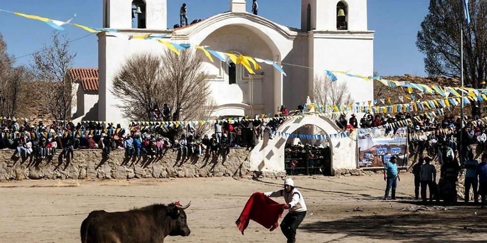 Travesia NorOeste Argentino - Casabindo y su corrida de toros   6 días  