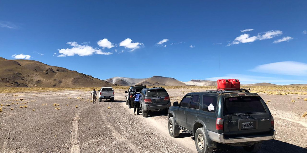 Travesia 4x4 a Los Andes Extremo | 12 días |