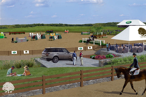 Eventing Nation Focuses on the Land Rover GMI