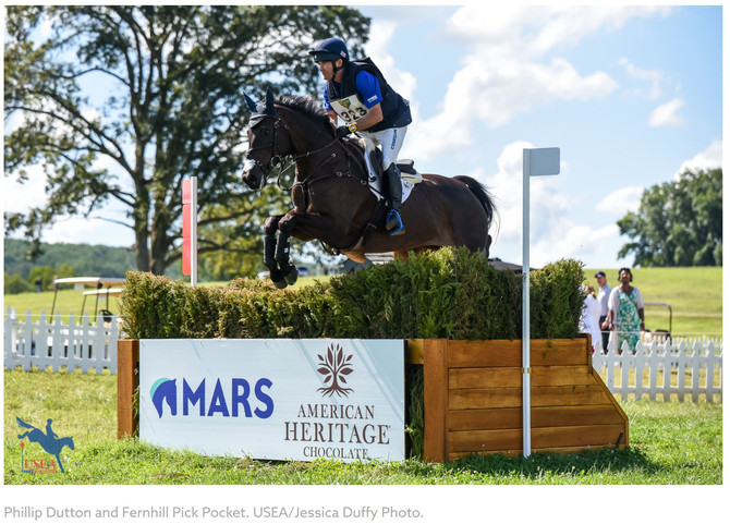 MARS Equestrian Returns as the Title Sponsor of 2020 Great Meadow International and Is in Close Part