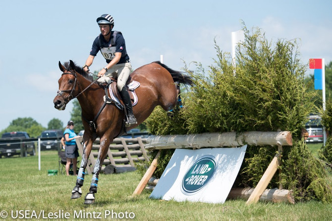 PRESS RELEASE: Mike Etherington-Smith Designs an Exciting 3* Course for the Land Rover Great Meadow