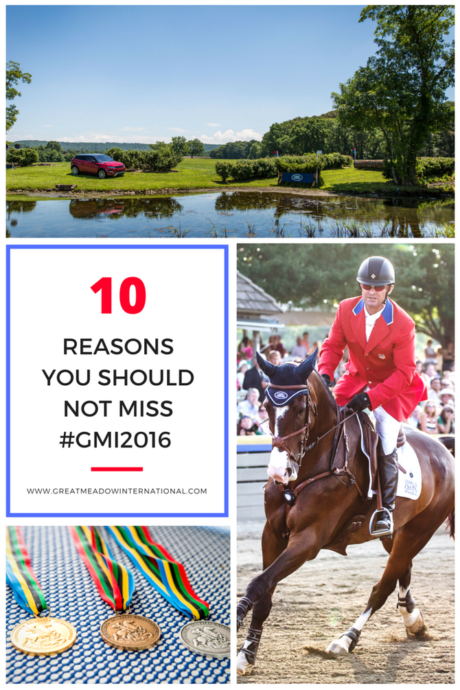 10 Reasons You Shouldn't Miss #GMI2016 on July 8-10th