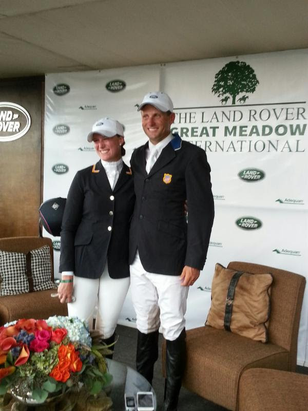 PRESS RELEASE: Land Rover Great Meadow International Welcomes Impressive List of Sponsors for Histor