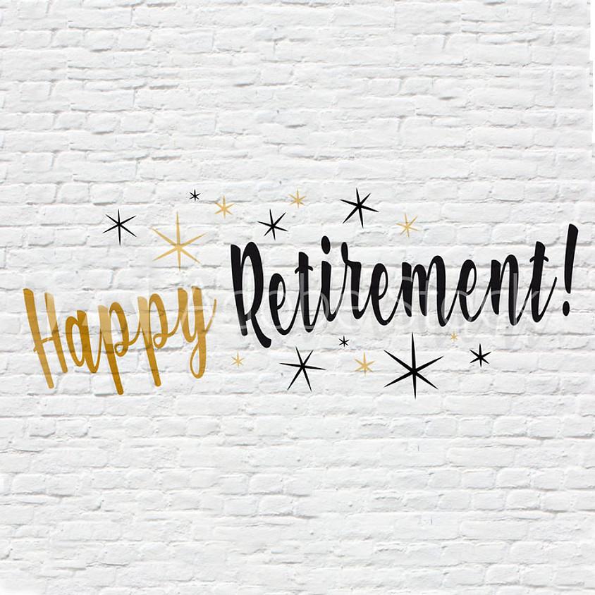 Happy Birthday/Retirement Party!