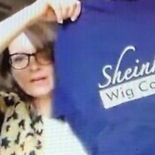 SOLD: 30 Rock Sheinhardt Wig Company Shirt