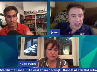 "#229 NBC's ""Connecting"" with guests Otmara Marrero, Shakina Nayfack, Keith Powell, Ely Henry, Jill Knox and Parvesh Cheena"