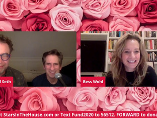 #223 Celebrating the 2020 Tony Awards with special guest nominees - Part 1 featuring James Monroe Iglehart, Tom Kitt, Robyn Hurder and Bess Wohl.
