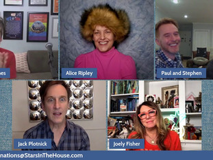 #281 Game Night with Alice Ripley, Joely Fisher, Paul Castree and Stephen Spadaro