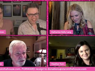 #298 Katherine Kelly Lang, Heather Tom, John McCook and Linda Bohannon benefitting Cancer Support Community  