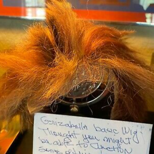 SOLD: Betty Buckley's Cats Wig